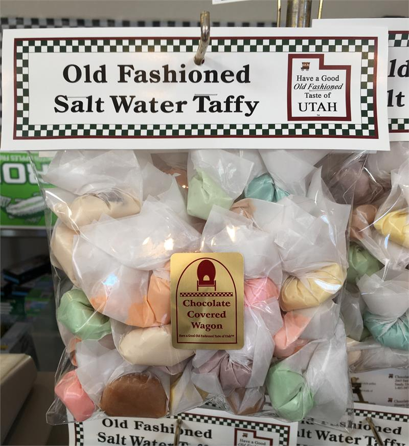 Salt Water Taffy (3/4 lb )